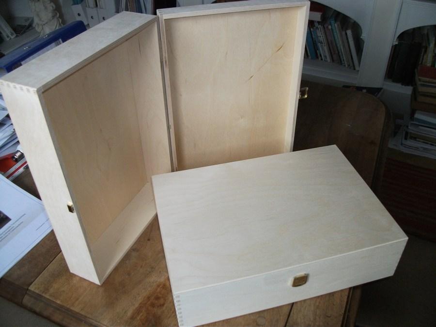 k nstler schatulle holzk stchen mit klappdeckel 36 9 9. Black Bedroom Furniture Sets. Home Design Ideas
