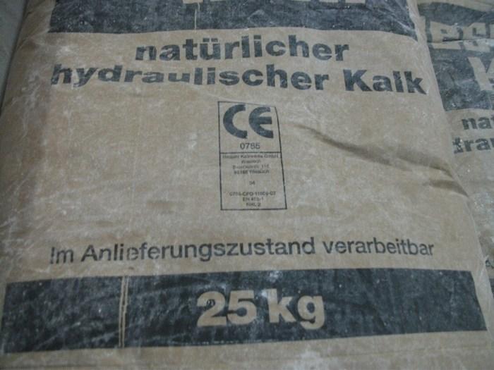 Hydraulische kalk